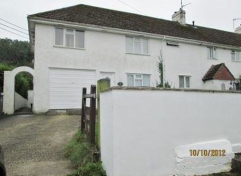 Thumbnail 3 bedroom semi-detached house to rent in Whalley Lane, Uplyme