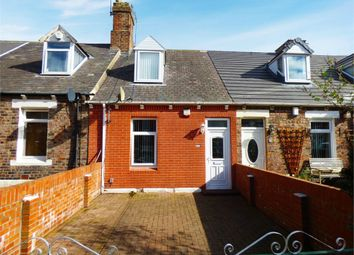 Thumbnail 2 bed terraced bungalow for sale in The Avenue, Wallsend, Tyne And Wear