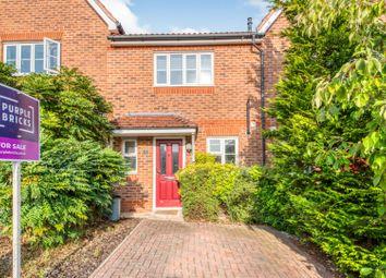 2 bed terraced house for sale in Leonardslee Crescent, Newbury RG14