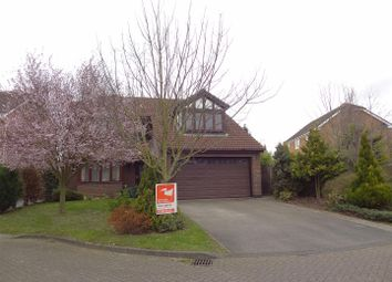 Thumbnail 5 bed detached house for sale in Cornfield View, Sleaford