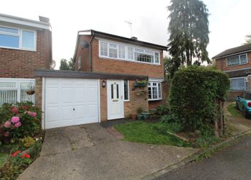 Thumbnail 3 bed link-detached house for sale in Baccara Grove, Bletchley