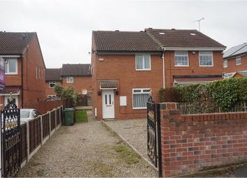 Thumbnail 2 bedroom semi-detached house for sale in Cranmore Gardens, Leeds