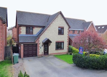 Thumbnail 4 bed detached house for sale in Goshawk Road, Quedgeley, Gloucester