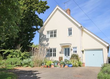 Thumbnail 3 bed detached house for sale in Great Sampford, Saffron Walden