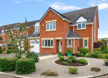 Thumbnail 5 bed detached house for sale in Regency Gardens, New Longton, Preston