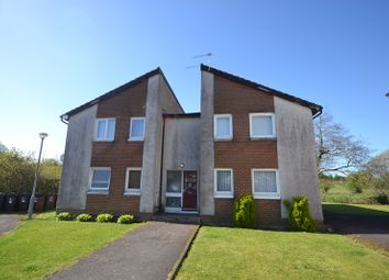 Thumbnail 1 bed flat for sale in Barbeth Road, Cumbernauld