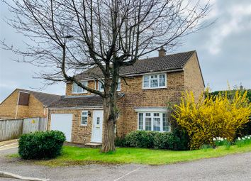 Thumbnail 4 bedroom detached house for sale in Biddel Springs, Highworth, Swindon