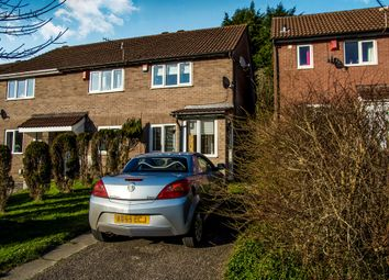 Thumbnail 2 bedroom end terrace house for sale in Cwrt Yr Ala Road, Cardiff