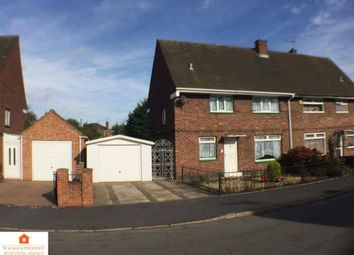 Thumbnail 3 bed semi-detached house for sale in Woodgarr Avenue, Keadby