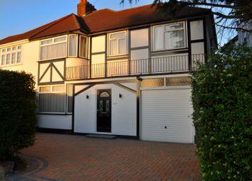 Mount Stewart Kenton, Harrow, London HA3. 4 bed semi-detached house for sale