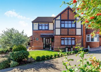 Thumbnail 4 bedroom detached house for sale in Balas Drive, Sittingbourne
