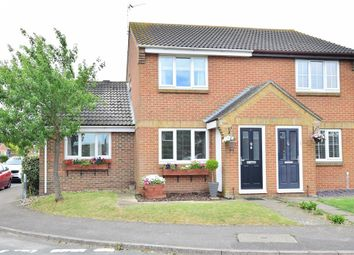 Thumbnail 3 bed semi-detached house for sale in Chaffes Lane, Upchurch, Sittingbourne, Kent