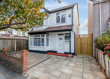 Thumbnail 3 bed detached house for sale in Cameron Road, Croydon, Surrey