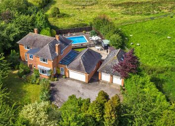 Thumbnail 4 bed detached house for sale in Pig Market End, Upton, Huntingdon