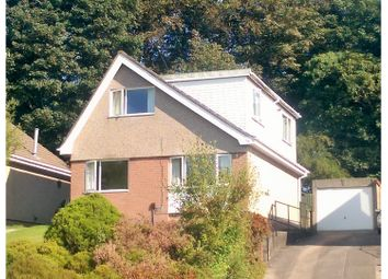 Thumbnail 4 bedroom detached house for sale in Lon Ogwen, Birchgrove