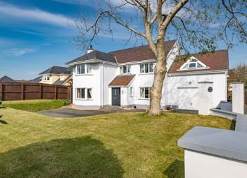 Thumbnail 5 bed detached house for sale in Kroywen House, Haven Road, Haverfordwest, Pembrokeshire