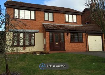 Thumbnail 4 bed detached house to rent in Beechcroft Drive, Worcestershire
