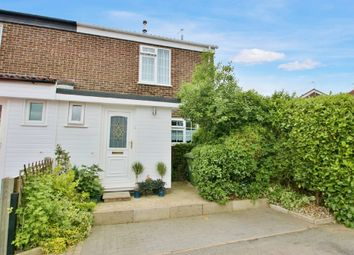 Thumbnail 3 bedroom end terrace house for sale in Chestnut Avenue, Spixworth, Norwich