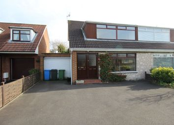 Thumbnail 3 bed semi-detached house for sale in Sinclair Road, Bangor