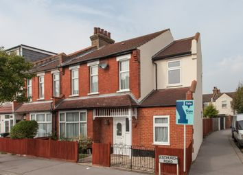 Thumbnail 4 bed end terrace house for sale in Aschurch Road, Addiscombe, Croydon