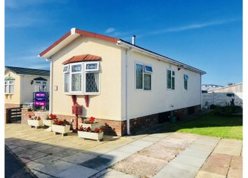 Thumbnail 1 bed detached bungalow for sale in Little Paddock Residential Site, Rhyl