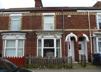 Thumbnail 2 bedroom terraced house for sale in Ceylon Street, Hedon Road, Hull