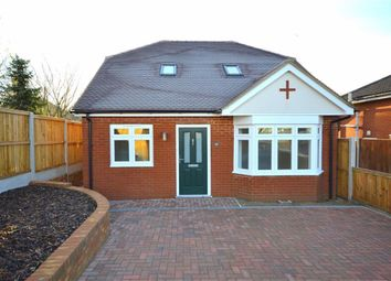 Thumbnail 4 bed detached bungalow for sale in Nethercourt Gardens, Ramsgate, Kent