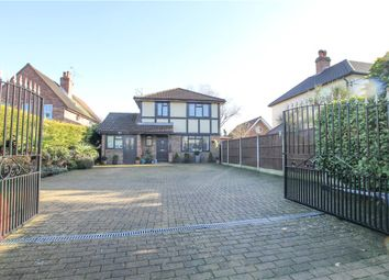 Thumbnail 4 bed detached house for sale in Delta Road, Chobham, Woking, Surrey