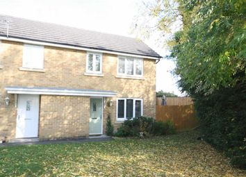 Thumbnail 2 bed semi-detached house for sale in Rudman Park, Chippenham, Wiltshire