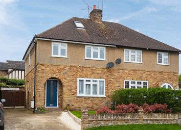 Thumbnail 3 bed semi-detached house for sale in Lovel Road, Chalfont St Peter, Buckinghamshire