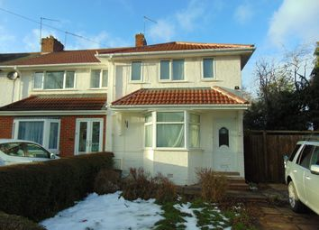 Thumbnail 2 bed end terrace house to rent in Riley Road, Birmingham