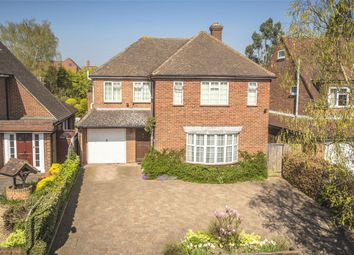 Thumbnail 4 bed detached house for sale in Abbey Avenue, St Albans, Hertfordshire