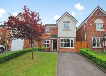 Thumbnail 3 bed detached house for sale in Kingsley Close, Feniscowles, Blackburn