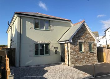 Thumbnail 3 bed detached house for sale in Station Road, St. Mabyn, Bodmin