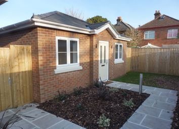 Thumbnail 2 bed detached bungalow for sale in Victoria Park Road, Winton, Bournemouth