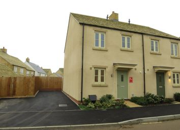 Thumbnail 2 bed semi-detached house for sale in Brays Avenue, Tetbury