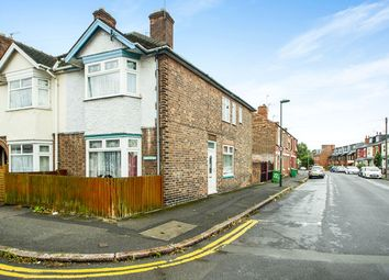 Thumbnail 3 bed semi-detached house for sale in White Road, Old Basford, Nottingham