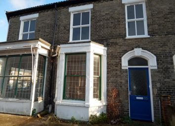 Thumbnail 1 bedroom property to rent in Connaught Road, Norwich