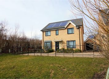 Thumbnail 4 bed detached house for sale in Rutherford Place, Haverhill