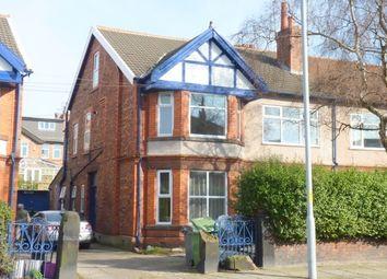Thumbnail 3 bedroom flat to rent in Borough Road, Tranmere, Birkenhead