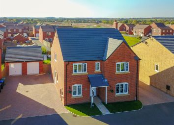 Thumbnail 4 bed detached house for sale in Nelson Way, Bidford-On-Avon, Alcester