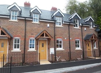 Thumbnail 2 bed terraced house to rent in Limes Close, Liss