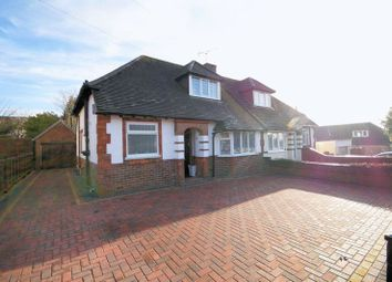 Thumbnail 3 bed semi-detached house for sale in Mountview Avenue, Fareham