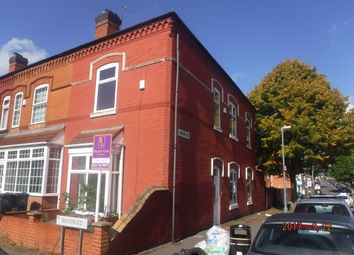 Thumbnail 3 bedroom end terrace house for sale in Osborne Road, Birmingham