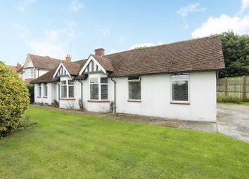 Thumbnail 3 bedroom detached bungalow for sale in Archers Court Road, Whitfield, Dover