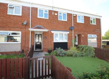 Thumbnail 3 bed terraced house to rent in Elmstone Gardens, Hemlington, Middlesbrough