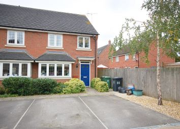 Thumbnail 3 bed semi-detached house for sale in Halton Way Kingsway, Quedgeley, Gloucester
