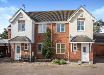 Thumbnail 4 bed semi-detached house for sale in North Walsham, Norwich, Norfolk