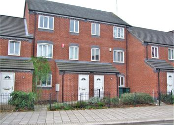 4 bed terraced house for sale in Broomfield Mews, Spon End, Coventry CV1