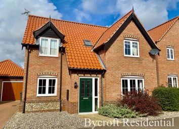Thumbnail 4 bed detached house for sale in Clydesdale Drive, Hemsby, Great Yarmouth
